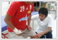 げんき整骨院のスポーツ診療